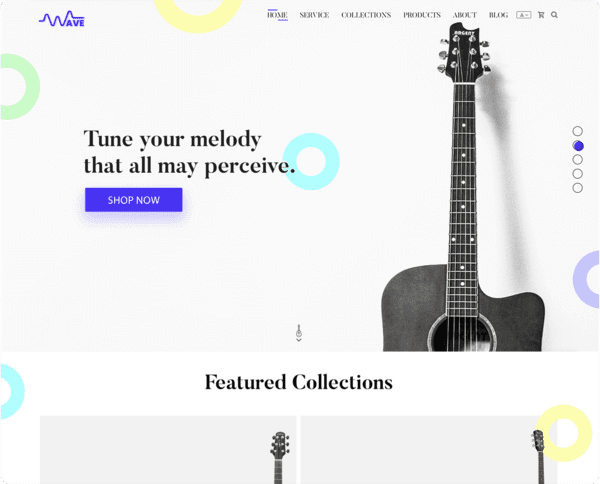 Create & Setup Store Online at Webmerx