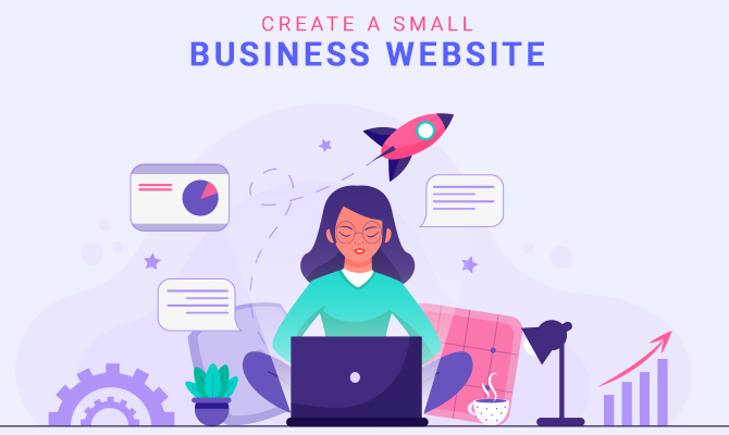 Steps For Small Business Website